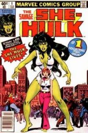 She-Hulk, The Savage